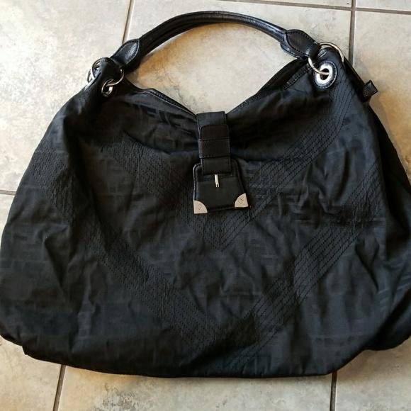Fendi Bags   Genuine Black Purse   Poshmark ae946ed2de